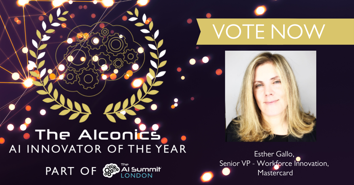 Esther Gallo AI Innovator of the Year Awards